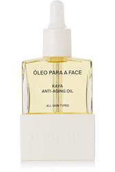 Costa Brazil Kaya Anti Aging Face Oil Colorless