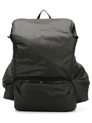 Christopher Raeburn 'Packaway' Rucksack Black