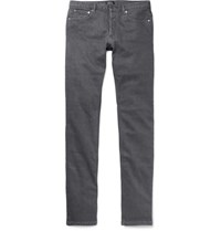 A.P.C. Petit Standard Slim Fit Washed Denim Jeans Gray