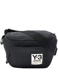 Y 3 Two In One Backpack Black