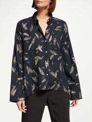 Swildens Tabac Blouse Black