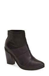 Coclico 'Melina' Ankle Boot Women Black Leather