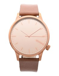 Komono Wrist Watches Copper
