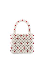 Shrimps Dolly Pearl Mini Tote Bag 60