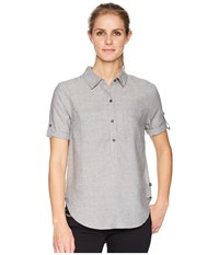 United By Blue Wick Popover Grey Clothing Gray