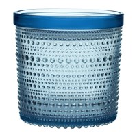 Iittala Kastehelmi Jar Light Blue
