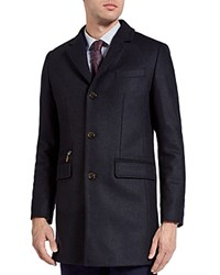Ted Baker Alamo Textured Overcoat