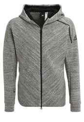Adidas Performance Z.N.E Travel Tracksuit Top Grey