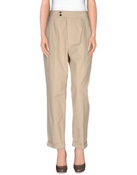 Joseph Trousers Casual Trousers Women Beige