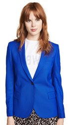 Paul Smith Single Button Blazer Cobalt