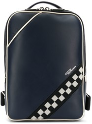 Bally Pit Backpack Blue