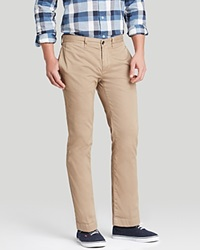 Jack Spade Dixon Chino Pants Slim Fit Dark Khaki