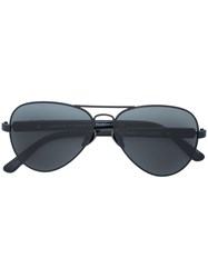 Westward Leaning Concorde 01 Sunglasses Black