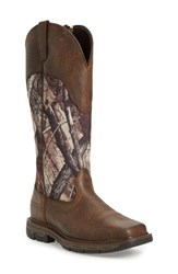 Ariat Men's 'Conquest Snakebook H2o' Cowboy Boot
