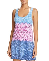 By Rebecca Virtue Cosmic Dress Swim Cover Up Water
