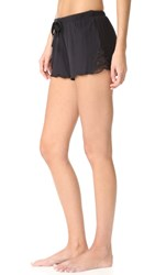 Pj Salvage All Tied Up Shorts Black