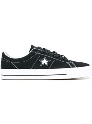 Converse One Star Pro Core Sneakes Black