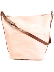 Ally Capellino 'Kody' Shoulder Bag Pink And Purple