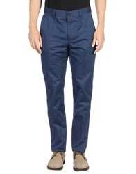 Dunhill Casual Pants Blue