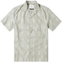 Portuguese Flannel Bunch Vacation Shirt Grey