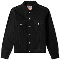 Acne Studios 1998 Denim Jacket Black