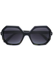 Oliver Goldsmith Yatton Sunglasses Black