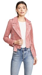 Blank Denim Dusty Coral Jacket
