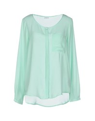Jdy Jacqueline De Yong Shirts Shirts Women Light Green