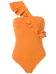 Clube Bossa Siola Swimsuit Orange