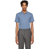 Burberry Blue Core Polo