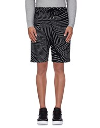Christopher Kane Trousers Bermuda Shorts Men Black