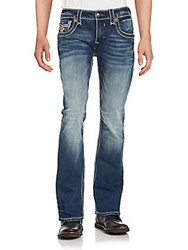 Rock Revival Faded Five Pocket Jeans Kartaly