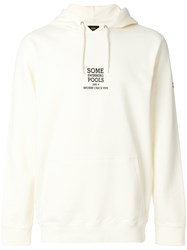 Edwin Twin Lakes Hoodie Sweat Nude And Neutrals