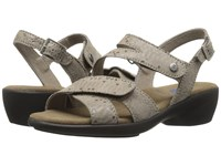 Wolky Fria Taupe Women's Sandals