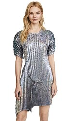 Delfi Collective Rei Dress Silver