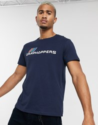 Craghoppers Lowood T Shirt Blue
