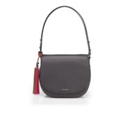Paul Smith Ps By Women's Ps Leather Saddle Bag Black