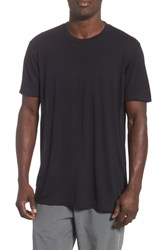 Zella Active Crewneck T Shirt Black