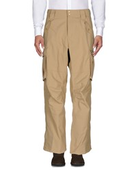 Bench Casual Pants Beige