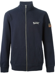 Woolrich Zip Up Sweater