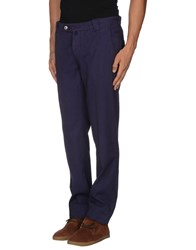 Mastai Ferretti Trousers Casual Trousers Men Purple