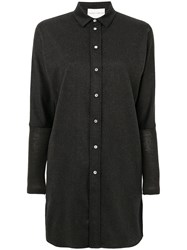Stephan Schneider Tempo Tunic Polyester Cashmere Wool S Black