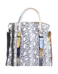 Ebarrito Handbags Light Grey