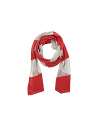 Patrizia Pepe Accessories Oblong Scarves Women Red