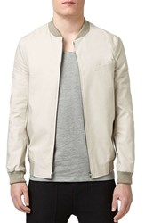 Men's Topman Lightweight Cotton Bomber Jacket