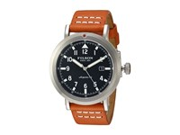 Filson Scout Watch 45 Mm Stainless Steel Bridle Leather Watches Brown