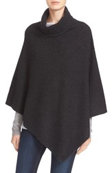 Joie Women's 'Loysse' Wool And Cashmere Cowl Neck Sweater Heather Charcoal