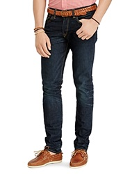 Polo Ralph Lauren Sullivan Slim Fit Stretch Jeans In Hamilton Wash