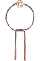 Carolina Bucci Capricorn Lucky Zodiac 18 Karat Rose Gold