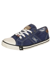 Mustang Trainers Jeansblau Light Blue